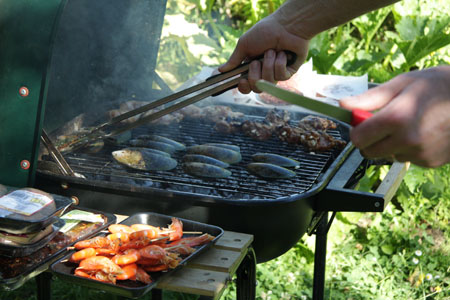 JPG of a barbecue