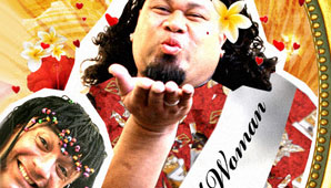 Prettyfull Woman - The latest show by the Laughing Samoans