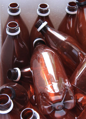 Homebrew bottles
