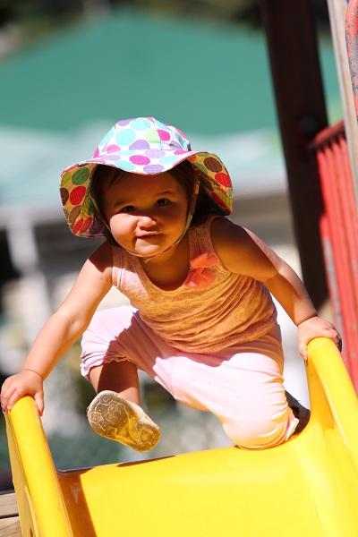 Loving the slide