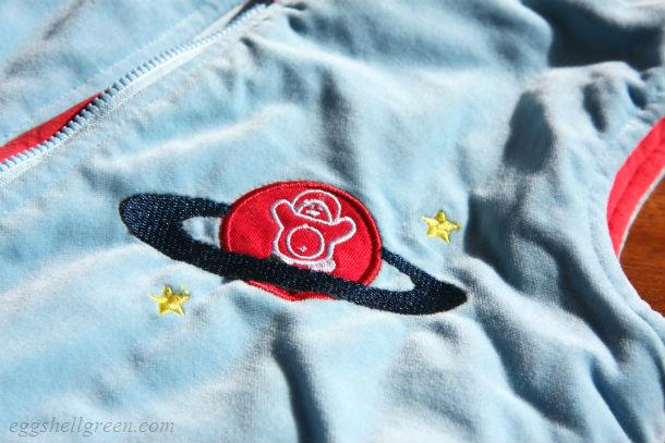 Astronaut emblem