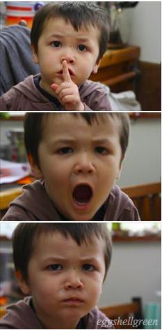 Cameron's faces